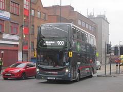 NXWM 6703 YX15OXV 'Anna' Moat Lane, Birmingham on 900 (1280x960) (dearingbuspix) Tags: anna platinum 900 nationalexpress travelwestmidlands 6703 nationalexpresswestmidlands nxwm yx15oxv