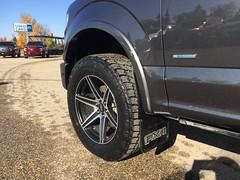 Custom Black Fx Gatorback Mudflaps Truckhardware Tags Black Ford F Custom Platinum Mudflap