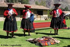 Spinning a Yarn (lugi_ch) Tags: travel people peru inca cuzco cusco sacredvalley urubamba nationalgeographic quechua solyluna lindbladexpeditions urubambavalley wayraranch