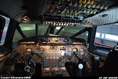 G-AXDN (northwest85) Tags: industry ministry flight cockpit deck 101 prototype concorde duxford british trade bac iwm preproduction gaxdn arospatiale