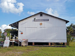 Old Railroad Depot, Inverness (StevenM_61) Tags: signs florida railwaystation depot inverness railroadstation