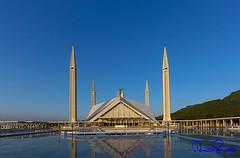 Faisal Masjid Islamabad Pakistan (TARIQ HAMEED SULEMANI) Tags: travel tourism colors trekking canon sensational tariq islamabad faisalmasjid supershot concordians sulemani tariqhameedsulemani