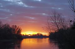 Pouill (Loir-et-Cher) (sybarite48) Tags: sky cloud france rio ro sunrise river alba fiume himmel wolke rivire cu ciel cielo nuage nuvem fluss sonnenaufgang  nube hemel   leverdesoleil zonsopgang nascerdosol bulut gkyz loiretcher rivier nehir      rzeka niebo chmura   gndoumu    wschdsoca    pouill    pouill