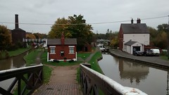 151023_09 (Bushy Park Boy) Tags: walking walks canals locks pylons longwalks enginehouse onlyconnect coventrycanal hawkesburyjunction b2e beestontoexeter