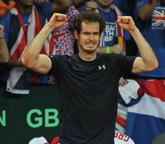IMG_9646 (Marianne Bevis) Tags: victory tennis andymurray gb ghent teamgb backthebrits daviscup2015