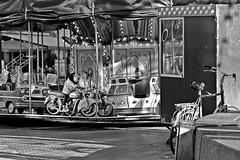 Carousel (photogo.pl) Tags: fun eindhoven motor minoltalens xpro1 mcrokkorpf