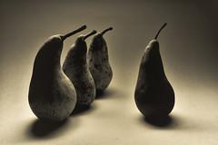 Pear still life (Búzás Botond Photography) Tags: life light bw white black painting still nikon pear nikkor tamron f28 d610 2875mm