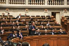 Debate Quinzenal na Assembleia da República