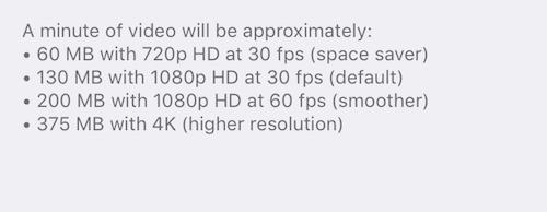 វិធីងាយបំផុត ក្នុងចែករំលែកវីដេអូ 4K ពី iPhone 6s ឬ iPhone 6s Plus