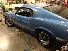 """1970 Boss Mustang • <a style=""""font-size:0.8em;"""" href=""""http://www.flickr.com/photos/85572005@N00/23771963890/"""" target=""""_blank"""">View on Flickr</a>"""
