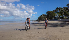 Buckleys Hole (Neil Ennis) Tags: beach cycling mtb bribie redbeach bongaree buckleyshole skirmishpoint