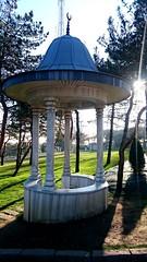 amlca Hill skdar stanbul (mcy.yusufoglu) Tags: sun green turkey hill istanbul tepe skdar amlca