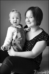 Ophlie & Lo. (nanie49) Tags: france enfant enfance child kid childhood bambino infanzia nio infancia kindheit  nikon d750 portrait retrato nanie49 nb bn