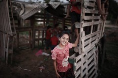 There's nothing as beautiful as the happiness of a child in Gaza (TeamPalestina) Tags: gaza palestinian sun sunset sunrise sweet sky beautifull comfort live sunrays photo photographer landscapecaptures natural  palestine landscape landscapes nice am amazing