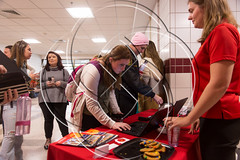 2016 - September - CHS - Study Abroad Fair HS Week-17.jpg (ISU College of Human Sciences) Tags: 2016 fair hs human lebaron sciences week abroad hall study