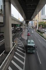 Yokohama Highway Overpass (Toni Kaarttinen) Tags: japan  japonia    jap japonsko jaapan  japani japon xapn    japn jepang an tseapin giappone  japna japonija  japo  japonska japn hapon  japonya nht bn tokyo tokio japanese yokohama jokohama city over pass traffic highway