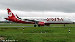 D-ABCQ A321 Glasgow Oct 2016 (pmccann54) Tags: dabcq airbusa321 airberlin