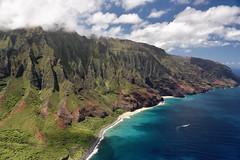 Napali Coast (Fabrice.T.) Tags: hawaii napali coast kauai