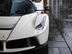 Ferrari LaFerrari Aperta (MarcoT1) Tags: ferrari laferrari aperta hungary budapest nikon d3000 50mm