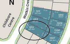Lot 1213 Watkin Crescent, Marsden Park NSW
