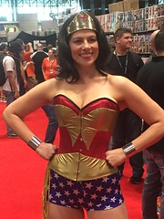 The 1970's was the Carter era (Honky275) Tags: nycc wonderwoman