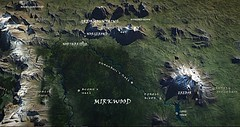 War in the north game map (torq42) Tags: middleearth tolkien