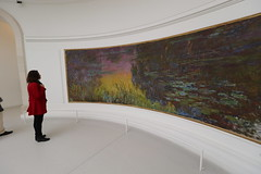 NH0A0515 (michael.soukup) Tags: impressionism impressionist art orangerie musee musedelorangerie paris france painting waterlilies monet matisse picasso sisley museum mural tuileries concorde masterpiece