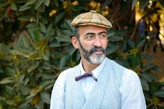 William - Domenica alla Grande Jatte 2016 (Winter Guest) Tags: cagliari casteddu ritratto retrato portrait portraat uomo man hombre homme mann hat cappello chapeau hut