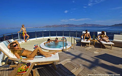 Nawaf spring break yacht charter party (mikewaters59) Tags: megayat solandge bodrum nawaf
