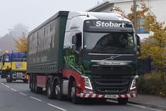 KX15OAG H4169 Eddie Stobart Volvo 'Glenys Elizabeth' (graham19492000) Tags: kx15oag h4169 eddie stobart volvo glenyselizabeth eddiestobart