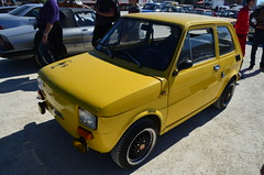 Fiat 126 Abarth (benoits15) Tags: automotive automobile anciennes avignon american retro rallye racing usa old prestige supercar festival flickr french german gt historic italian italia italy motor meeting car coches classic cars collection voiture vintage nikon fiat 126 abarth