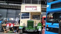 906 FLJ538 (PD3.) Tags: 906 flj538 flj 538 southern vectis hants dorset bristol k5 ecw open top topper topless isle wight iow bus buses hampshire england uk ryde