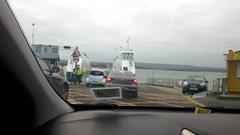 Driving onto the Sandbanks Ferry (andreboeni) Tags: sandbanks chain ferry poole studland dorset carferry video