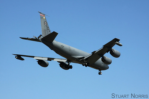 KC-135R Stratotanker 61-0267 - 351st Air Refueling Squadron - RAF Mildenhall
