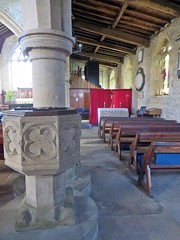 King of the Gypsies daughter - South Luffenham Rutland (jmc4 - Church Explorer) Tags: south luffenham southluffentham church rutland gypsy boswell