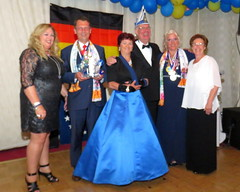 Gala Passing the Flag to Malta -  2016  Carnival Cities Congress Cottbus Germany 809