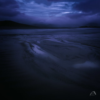 Isle of Harris - Last light of the day