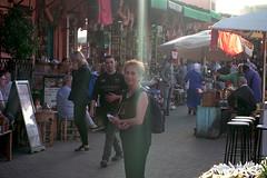 Annalisa al mercato (giulio.pedretti) Tags: marrakech marocco portrait market