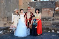 EDO_1734 (RickyOcean) Tags: wedding zvartnots echmiadzin armenia vagharshapat shush shushanik rickyocean shushmom shushaunt edgar