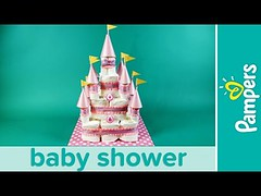 Baby Shower Ideas: Stroller Banner (Party Decorations) | Pampers (fspoon22) Tags: baby banner decorations ideas pampers party shower stroller