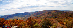 Bear Mountain (Terry (α)) Tags: 500px bearmountain upstateny autumnleaves fallfoliage imagestitching