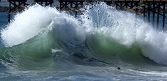 Version 3 (supercrans100) Tags: seal beach big waves so calif beaches photography surfing bodysurfing bodyb oarding skimboarding