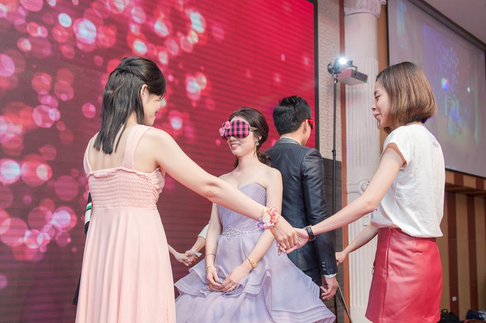 台南婚攝 婚禮紀錄 情定婚宴城堡 C & M 149