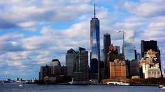 Skykline (Miradortigre) Tags: usa skyline nyc newyork city ciudad cite stadt tower skyscraper torre rascacielos  cidade nova iorque    ny