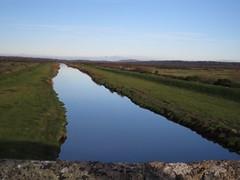 6307 Afon Cefni and Cors Ddyga from Pont Marquis, Ynys Mn (Andy - Busyyyyyyyyy) Tags: 20161204 aaa avoncefni bbb blue ccc corsddyga marsh mmm river rrr skies sss water www