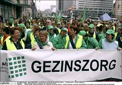 10063333-004 (ludo.coenen5) Tags: betoging manifesttaion nonmarchand nonprofit syndicat vakbond brussels belgium