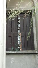 Locked (FinouCat) Tags: padlocks window