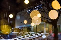 City Lights 91 (pni) Tags: multiexposure multipleexposure tripleexposure light bubble library takatl bortretl helsinki helsingfors finland suomi pekkanikrus skrubu pni