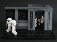 TFA: I Need a Pilot (Beɳ) Tags: lego starwars finalizer finn fn2187 firstorder stormtrooper poedameron