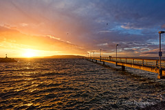 _LFG2726_DxO.jpg (l.gallier) Tags: rays desmoineswashington sunset fishingpier mauryisland pacificnw november2016 pugetsound